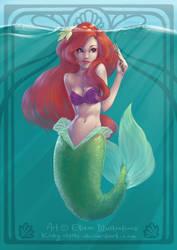 :Ariel: by Kinky-chichi