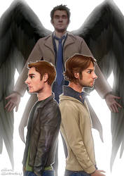:Supernatural: by Kinky-chichi