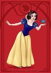 Snow White by Kinky-chichi