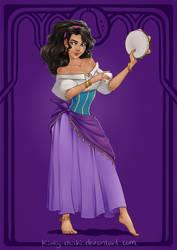 Esmeralda by Kinky-chichi