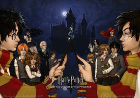 The Order of the Phoenix by Kinky-chichi