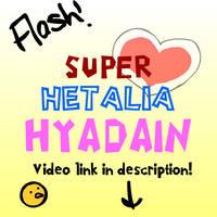 APH- Super Hetalia Hyadain by Katilis401