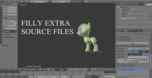 Filly Extra Source Files by Stefano96