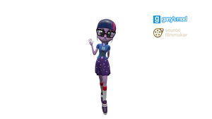 [DL] EG: Twilight Sparkle New Outfit by Stefano96