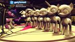 [DL] Polymorph Ponies V1 by Stefano96