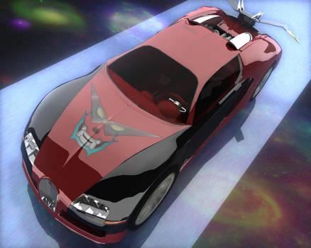 Veyron - Gurren-Lagann Edition by Josiahsal