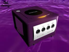 Nintendo Gamecube by Josiahsal