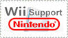 Stamp - Wii Suport Nintendo by Josiahsal