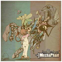MechaPhant by gelimo
