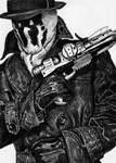 WatchMen - Rorschach by Dabull04