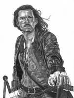 Will Turner Darkened by Dabull04