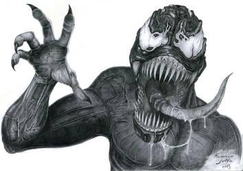 Venom by kamran-julfa
