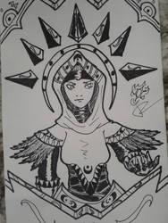 Scketch by Roquer0