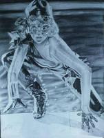 Lady Gaga by neonschwarz