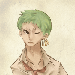 Zoro by an-chan123