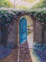 secret garden by daroitelisabetta