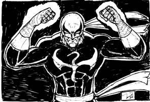 Iron Fist by Batmaxx