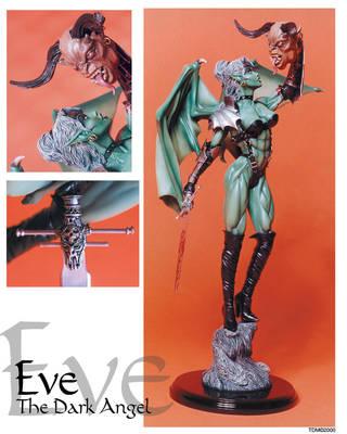 'Eve' The Dark Angel by tdm-studios