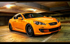 Hyundai Genesis by Gurnade
