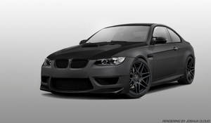 Matte Grey BMW M3 by Gurnade