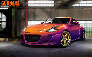 Nissan 370z by Gurnade