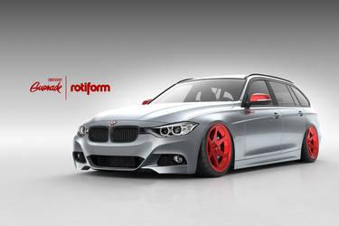 BMW F31 by Gurnade