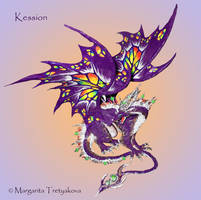 Kession The Master or Illusion by Orixenus