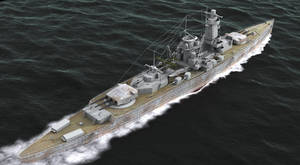 Graf Spee : Tutorial-WIP 5 by voutlooz