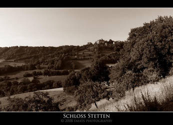 Schloss Stetten by Blacks-and-Whites