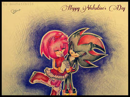 SHADAMY : Happy Valentine's Day by mosbatchild
