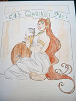 Olde Dwarvish Ale by Poison-and-the-Rose