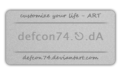 defcon74 . ID by Defcon74