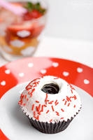 Choco cupycakes by peachjuice