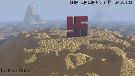 The desert of pain by thevilduke