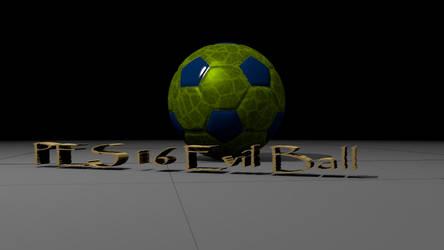 Pes 16 Evil Ball by thevilduke
