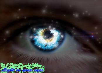 Light in your eyes by thevilduke