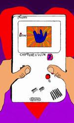 Chiptunes = WIN - Chiptunes = WIN- Volume 7 - Art by psychowolf11