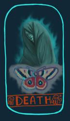 Death (Tarot Card) by Kay-TrickPie