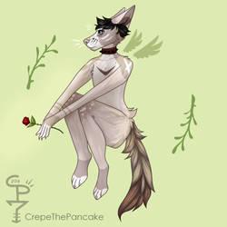 Rose by CrepeThePancake