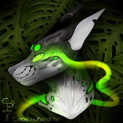 Green   Headshot payment by CrepeThePancake