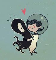 Space Mates by AnnekaTran