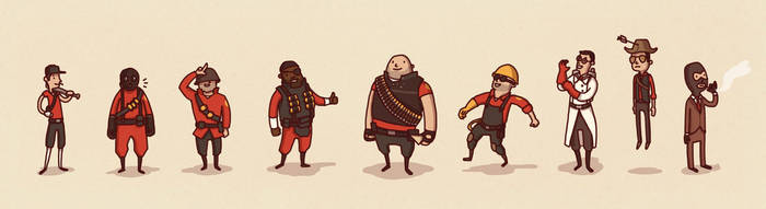 The Notorious Nine by AnnekaTran