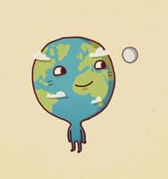 Earth by AnnekaTran