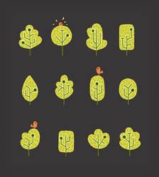Tech Trees by AnnekaTran