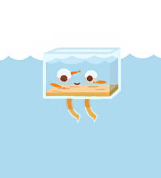 Floating by AnnekaTran