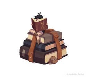 Books by AnnekaTran