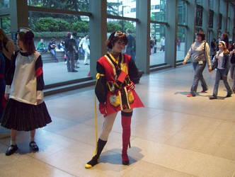 Rita Mordio cosplay by PaladinCecil