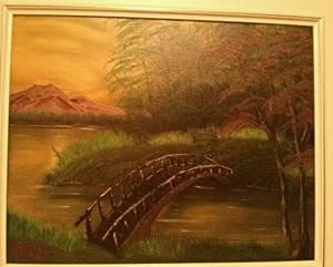 The bridge by Shinkalork