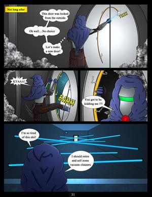 Akacya: The Bounty Hunter Page 31 by Shinkalork