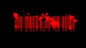 His Blood Paid The Price by goRillA-iNK